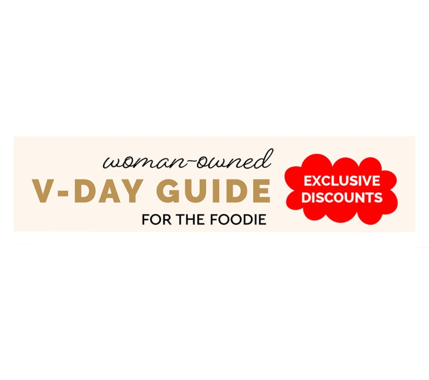 Valentine's Gift Guide: Woman-Owned Edition